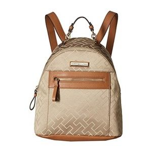 NEW Tommy Hilfiger Claudia Dome Backpack